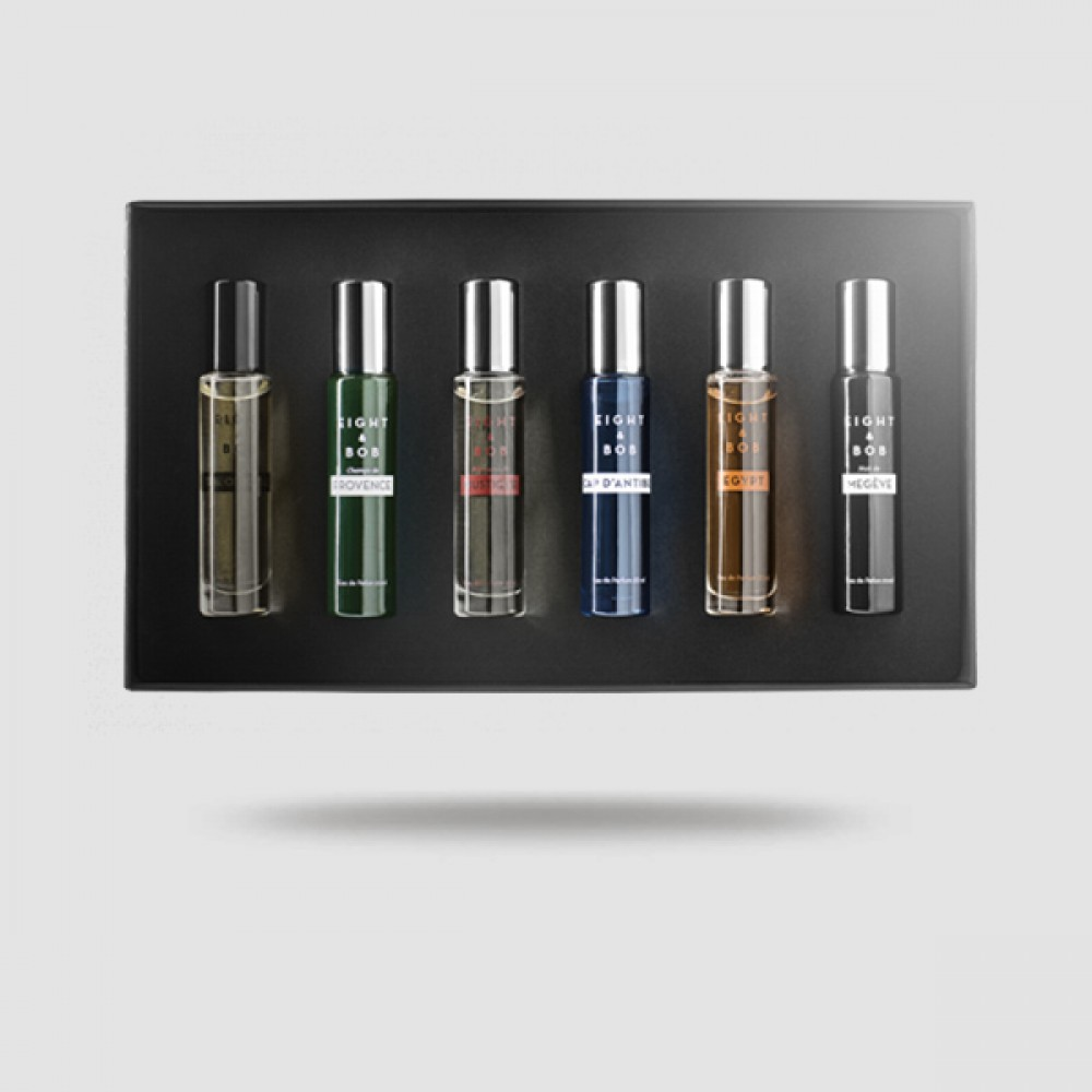 Gift Set - Eight And Bob - Fragrances Collection (6x20ml)
