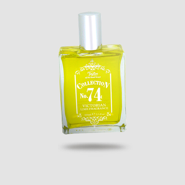 FRAGRANCE - TAYLOR OF OLD BOND STREET - NO. 74 VICTORIAN LIME 100ML / 3.5FL
