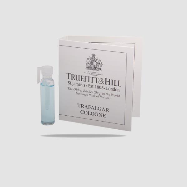 EAU DE COLOGNE - TRUEFITT AND HILL - TRAFALGAR SAMPLE 1,5ML