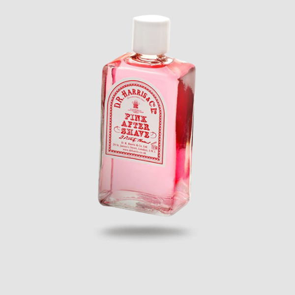 AFTER SHAVE LOTION - D. R. HARRIS - FAMOUS PINK 100ML