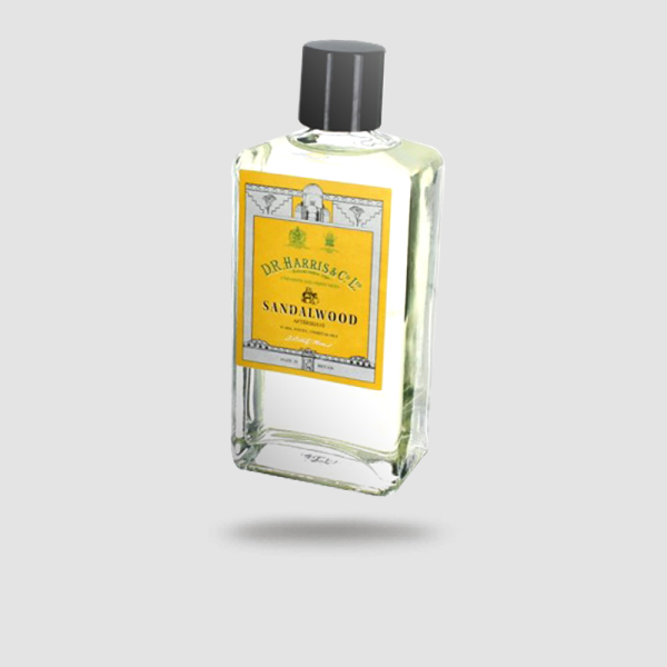 AFTER SHAVE LOTION - D. R. HARRIS - ΜΕ ΑΡΩΜΑ ΣΑΝΔΑΛΟΞΥΛΟ 100ML
