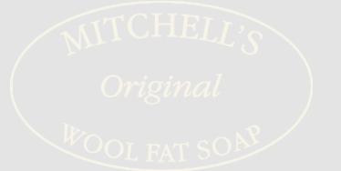 MITCHELL'S WOOL FAT SOAP